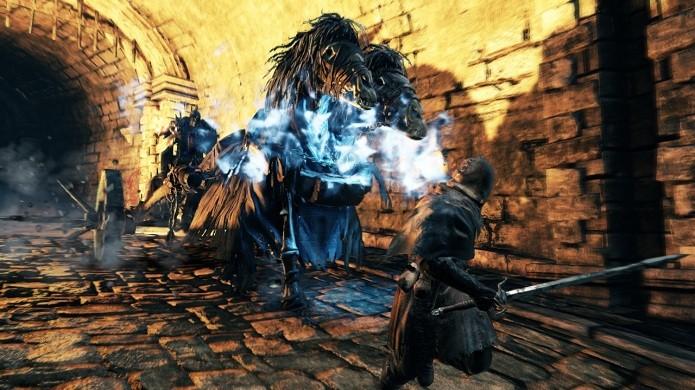 Dark Souls 2 é o jogo mais difícil do ano (Foto: Divulgação)