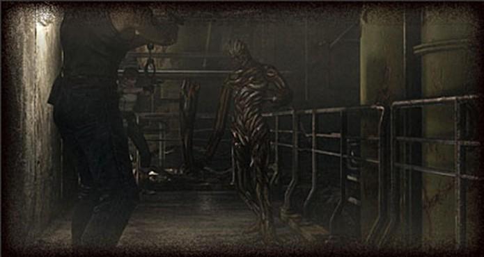 Resident Evil Zero HD Remaster: Mimicry tem ataques de curta e de longa distância (Foto: Divulgação/Capcom)