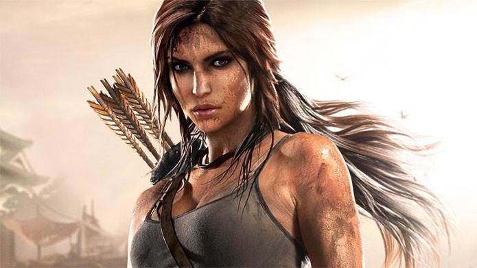 Lara Croft, a estrela da franquia Tomb Raider (Foto: Divulgação/Square Enix)