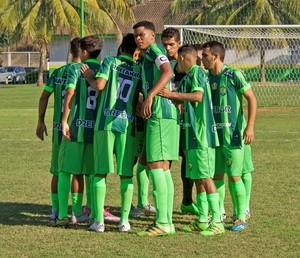 Cuiabá Sub-19 (Foto: Pedro Lima/Cuiabá Esporte Clube)