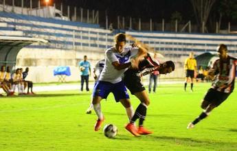 Taubaté e Paulista empatam e ficam fora da zona de classificação da A2