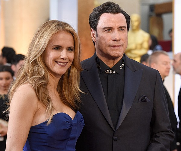John Travotla e Kelly Preston (Foto: Getty Images)