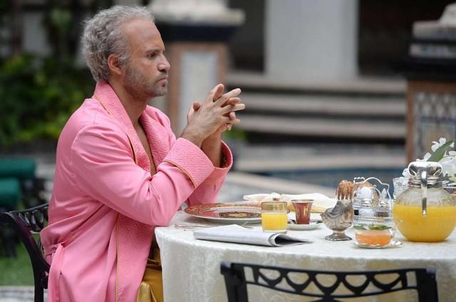 Edgar Ramírez como Gianni Versace em 'American Crime Story' (Foto: Divulgação)