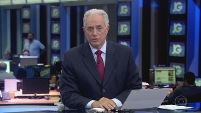 Jornal da Globo - Edição de Quarta-feira, 19/04/2017