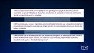 Associação Nacional de Jornalistas critica governo Flávio Dino
