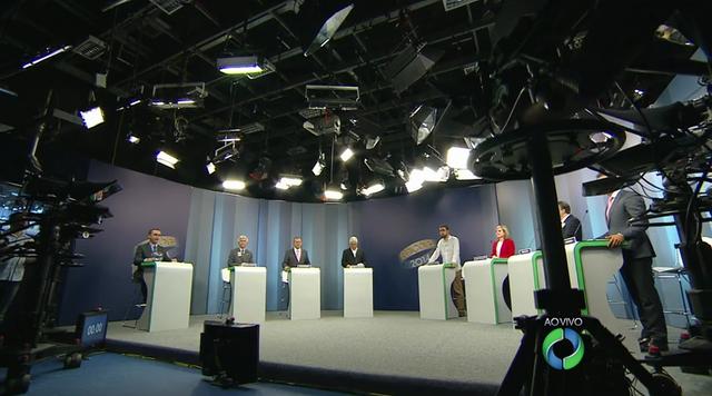 Debate entre os candidatos ao governo do Paraná - Parte 2