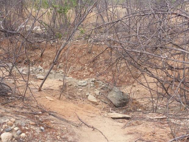Idosa desaparecida é encontrada morta em Petrolina, PE (Foto: Amanda Franco / TV Grande Rio)