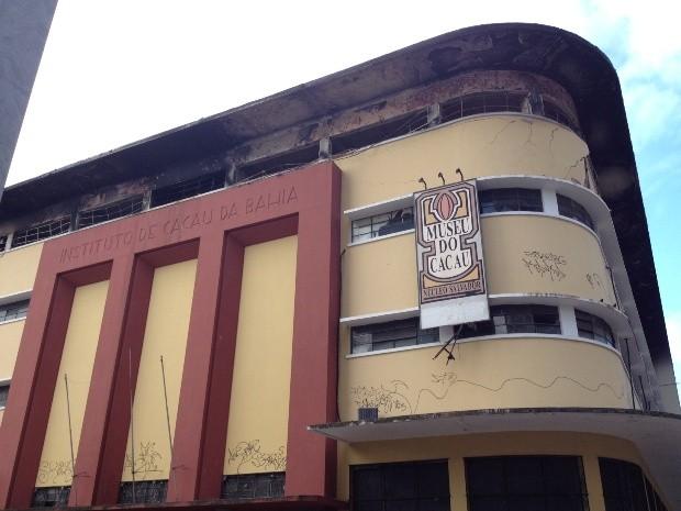 Insituto do Cacau, Salvador, Bahia (Foto: Rafaela Ribeiro/G1)