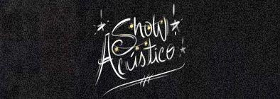 [Websérie] Show Acústico