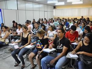 Curso é gratuito e destinado a qualquer pessoa interessada em aprender outro idioma (Foto: Divulgação/Univirr)