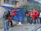 Crise econômica causa nova onda de manifestações e protestos na Europa