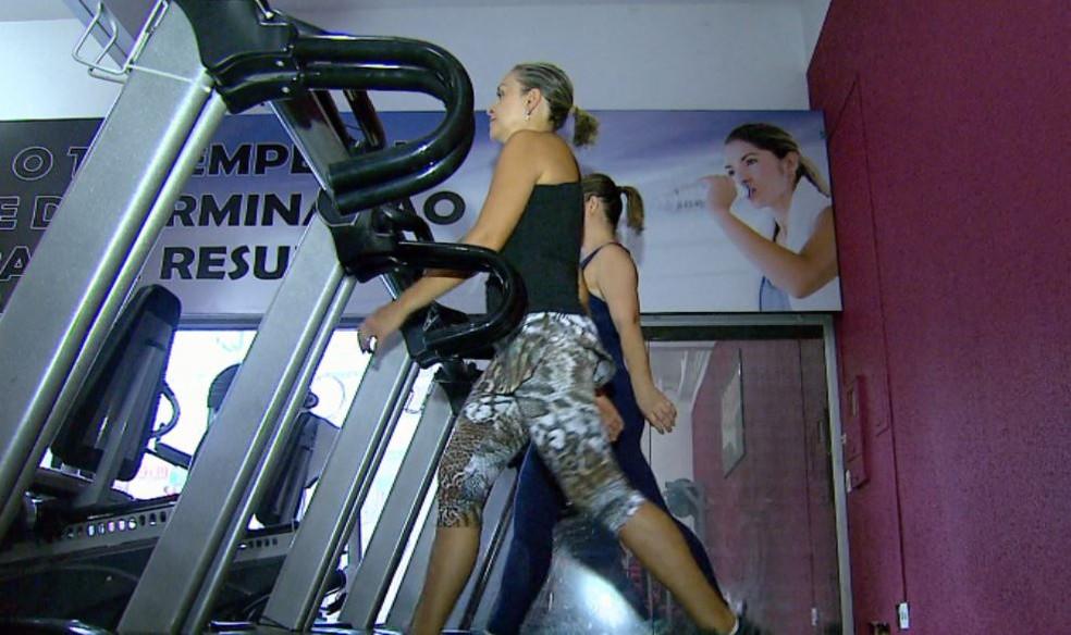 Estudo da USP de Ribeirão Preto mostra que atividade física tem eficácia contra osteoporose na menopausa (Foto: Reprodução/EPTV)