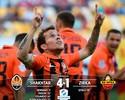 Shakhtar estreia com vitória e gols brasileiros no Campeonato Ucraniano