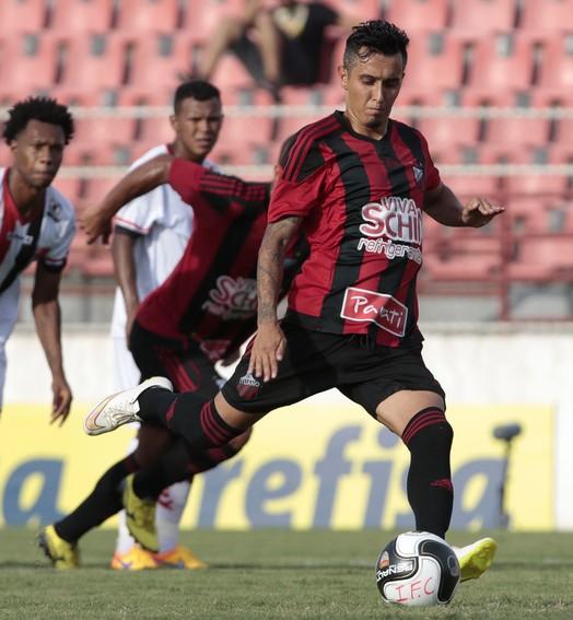 Vitória! (Miguel Schincariol / Ituano FC)