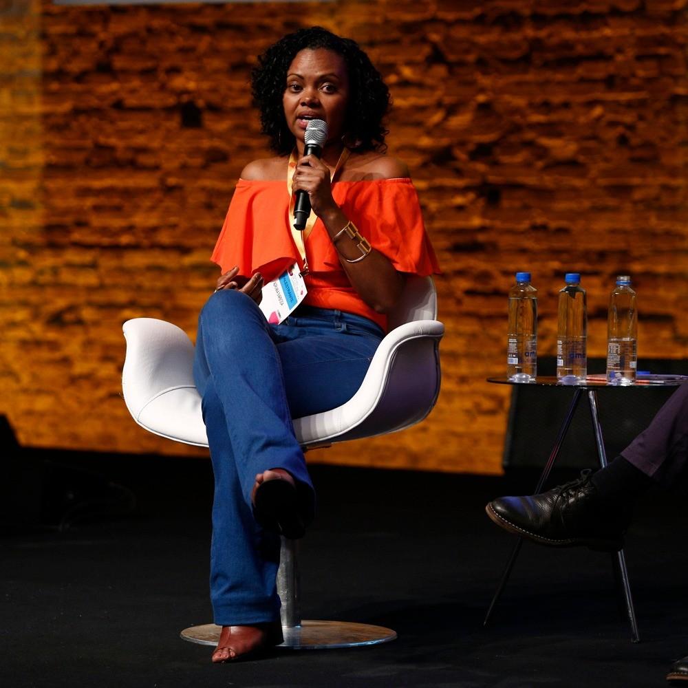 Adriana Barbosa, da Feira Preta (Foto: Ricardo Cardoso)