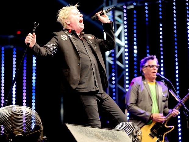 The Offspring no palco principal do Planeta Atlântida RS (Foto: Jefferson Bernardes/Agência Preview)