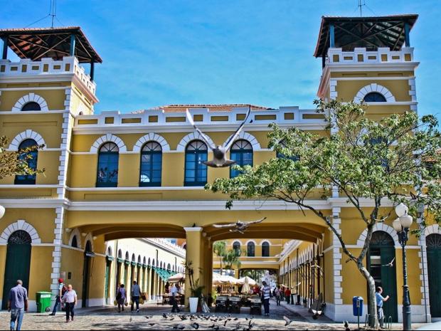 Mercado Público de Florianópolis (Foto: Petra Mafalda/Divulgação)