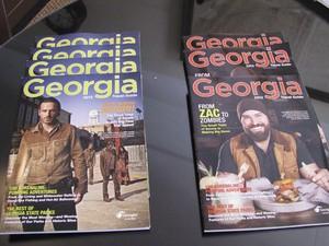 Guia de turismo da Geórgia fala sobre Senoia como cenário para The Walking Dead (Foto: Colleen Jenkins/Reuters)