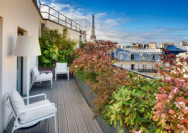 Paris: hotel é um dos segredos mais bem guardados do país