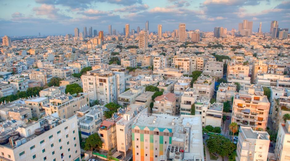 tel aviv israel (Foto: Flickr)