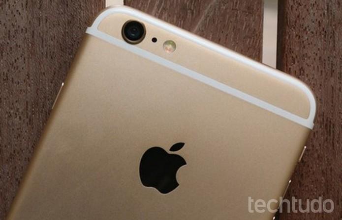 iPhone 6 foi lançado pela Apple em 2014 (Foto: Lucas Mendes/TechTudo)