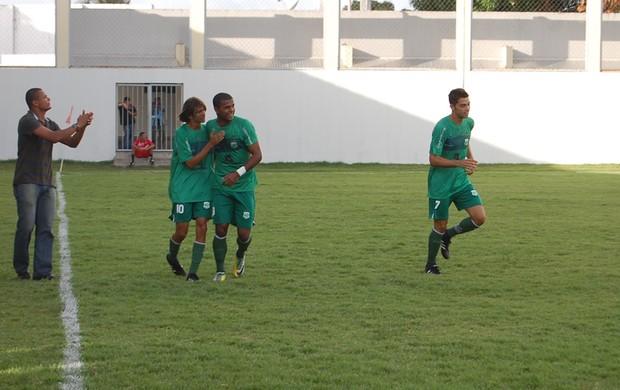 Flamengo-PB 2 x 3 Nacional-P, 13ª rodada do Campeonato Paraibano (Foto: Larissa Keren)