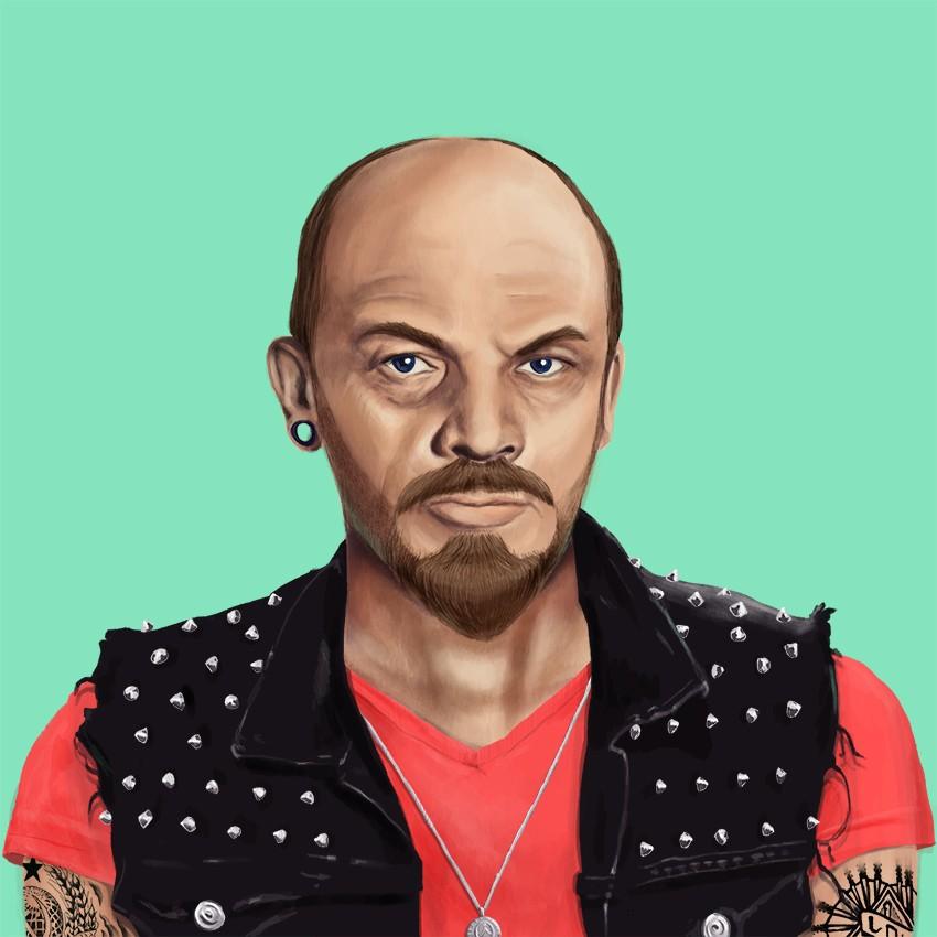 Vladimir Lenin (Foto: Divulgação)