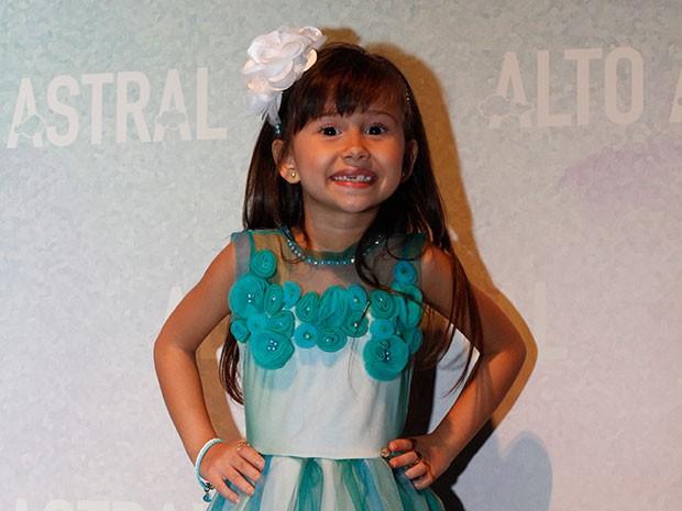 Nathalia Costa será o 'cupido' Bella (Foto: Carol Caminha / Gshow)