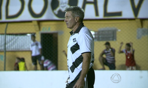 Treinador Ary Marques do Cuiabá (Foto: Reprodução/TVCA)