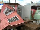 Cidade atingida por 'provável tornado' sofre prejuízos na agricultura