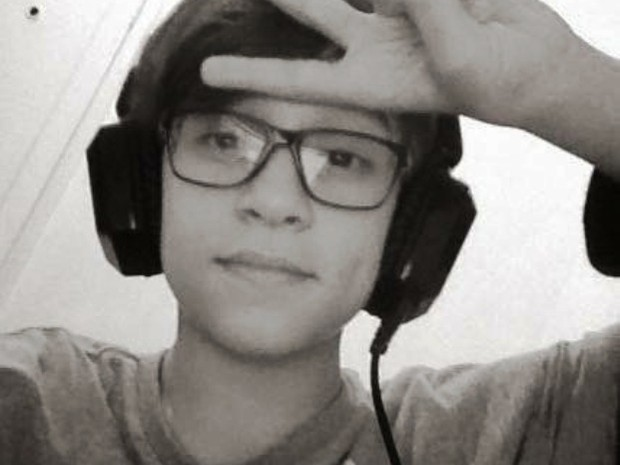 Gustavo Detter tinha 13 anos (Foto: Arquivo Pessoal)