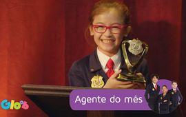 Agente do mês