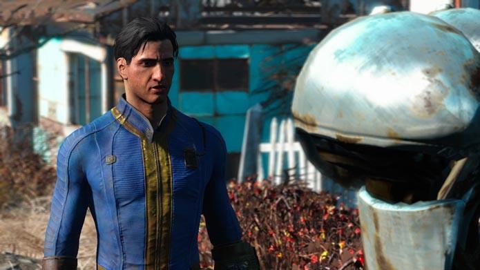 O visual impressiona, mas o modelo dos personagens poderiam estar mais polidos (Foto: Divulgação/Steam)