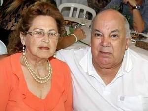 Casal, duas filhas e neta morreram no acidente (Foto: Arquivo Pessoal)