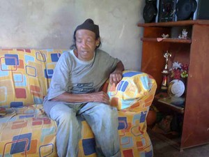Seu Antônio, o Totó, é um dos moradores desaparecidos de Bento Rodrigues (Foto: Carlos dos Reis/Arquivo pessoal)