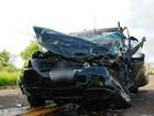 Acidente entre carro e ônibus mata condutor na MS-395, diz Polícia Civil
