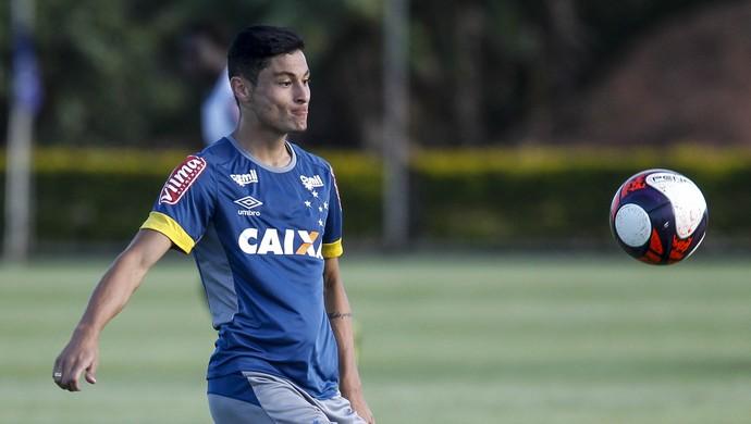 Diogo Barbosa; Cruzeiro (Foto: Washington Alves/Light Press)
