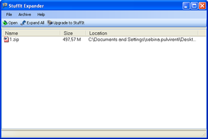 Stuffit Expander para Windows