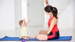 Quem tem filhos aprende a lidar melhor com o tempo