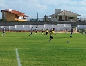 ABC realiza segundo treino coletivo (Foto: ABC/Divulgação)