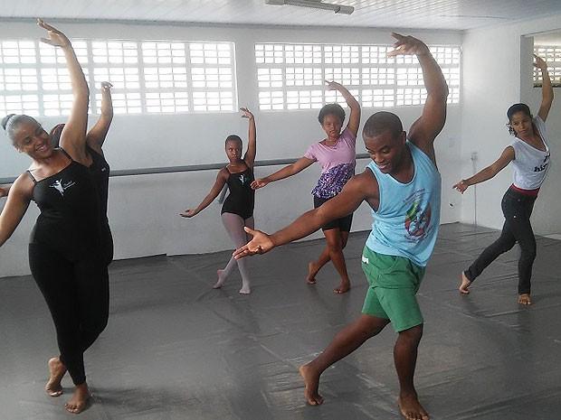 Espetáculo 'Encantos da dança' será apresentado no Centro Cultural de Plataforma, em Salvador (Foto: Divulgação)