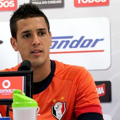 Jhonatan Joinville (Foto: João Lucas Cardoso/JEC)
