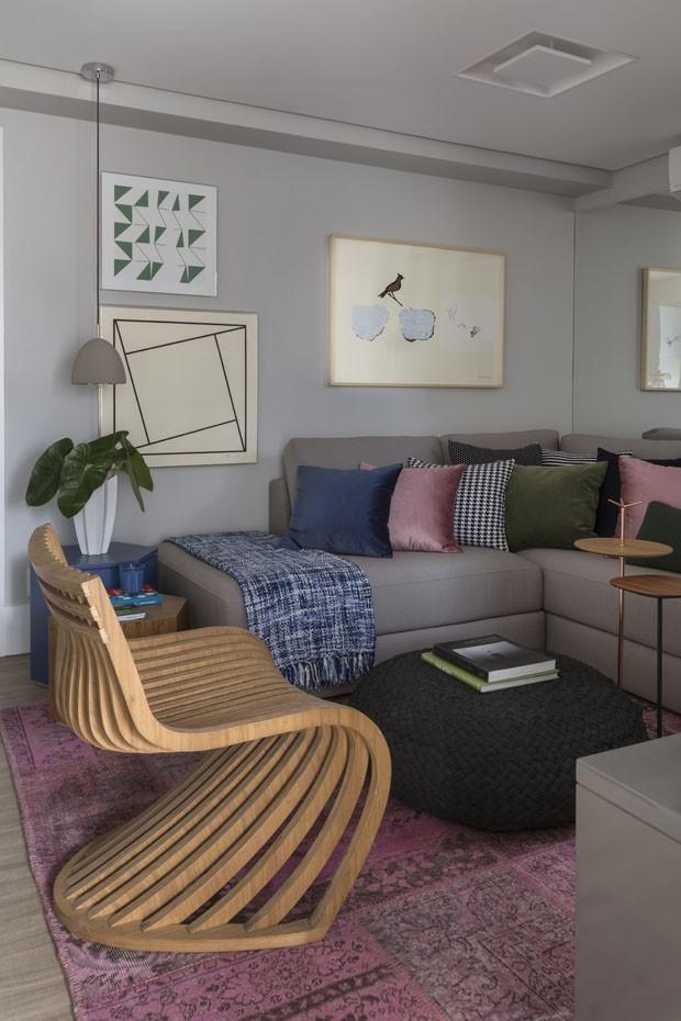 Apartamento Perdizes (Foto: Evelyn Müller)