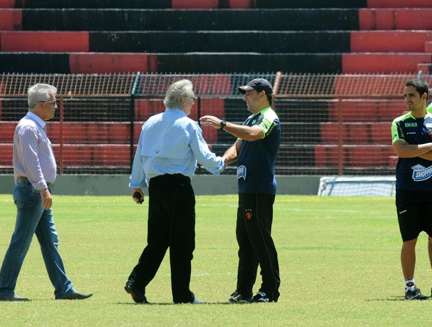 luciano bivar presidente sport (Foto: Aldo Carneiro / Pernambuco Press)