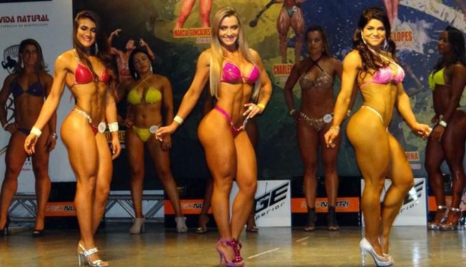 Aos 20 anos, Mariane ostenta três títulos estaduais  (Foto: Arquivo Pessoal)