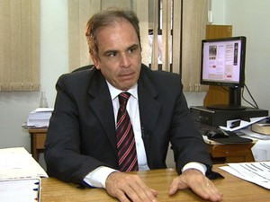 Marcus Túlio Nicolino diz que áudio não pode ser anexado ao inquérito. (Foto: Reprodução / EPTV)