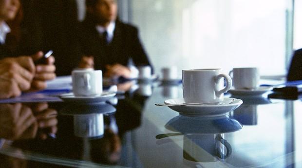 café, reuniao (Foto: ThinkStock)