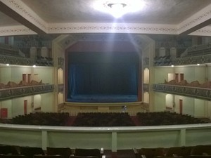 Cine-Theatro Central após restauro 13 (Foto: Roberta Oliveira/ G1)