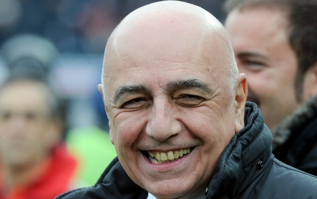 Adriano Galliani vice-presidente Milan (Foto: Getty Images)