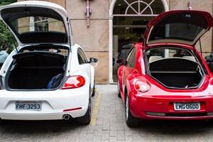 volkswagen fusca e beetle (Foto: Raul Zito/G1)